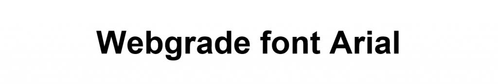 font fara serif